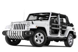 TrailHammer™ Bumpers and Doors for Jeep® Wrangler JK Launched at SEMA 2015