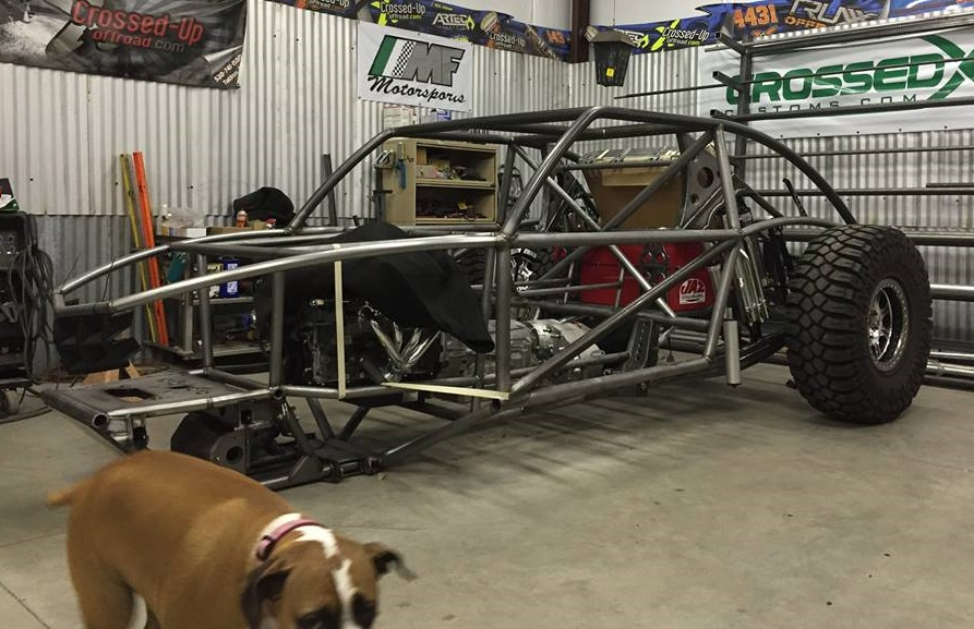 A New Team And A New Ultra 4 Race Car For King Of The Hammers